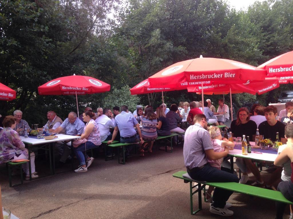 Bild 1 Sommerfest 2019 CSU Albachtal
